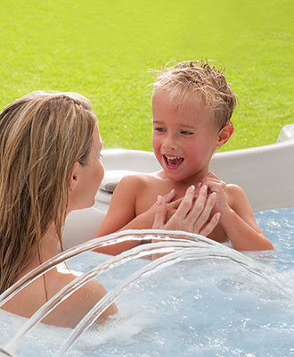 Hot Tub Innovation Family Image