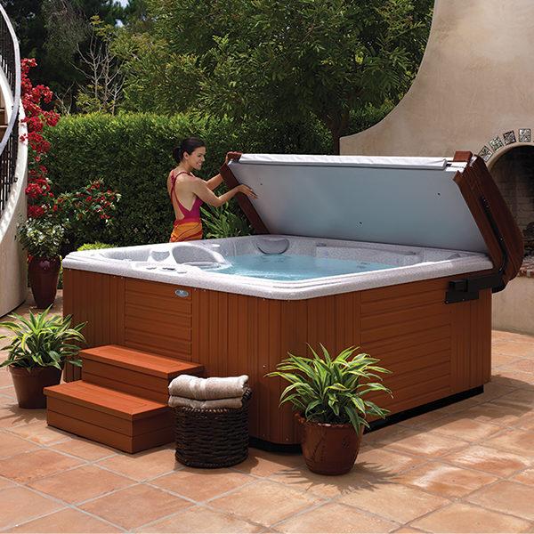 Spa Caldera caldera® spas prolift® hot tub cover lifter - aquatic pools & landscape
