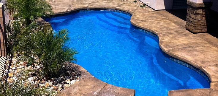 Fiberglass Pools Family Image