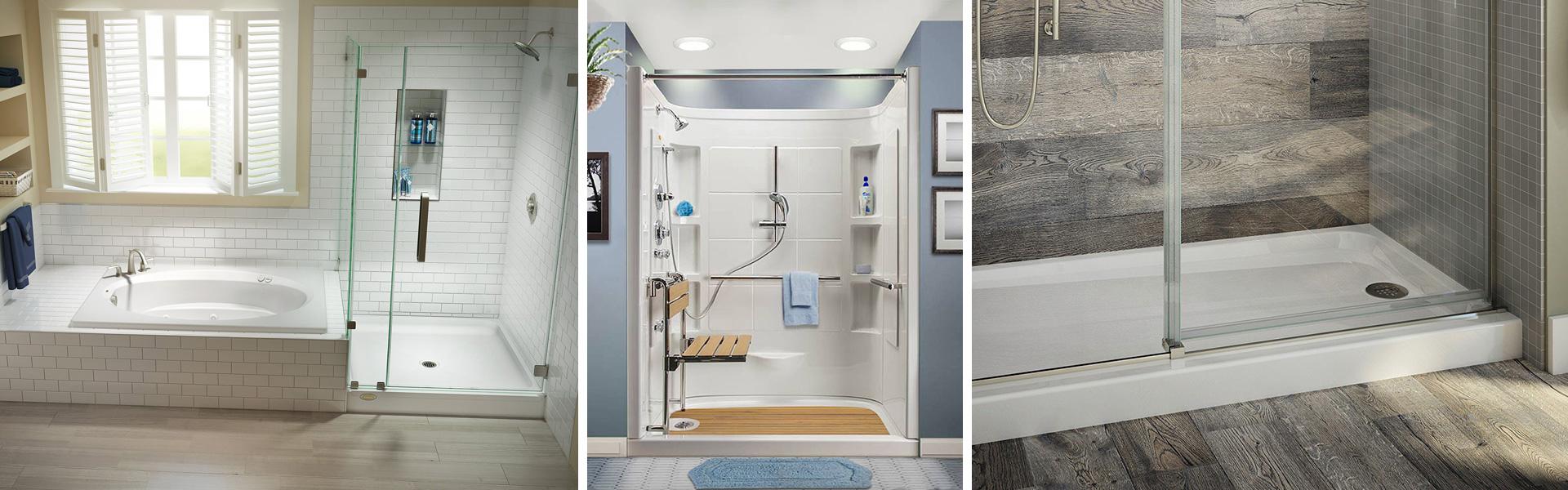 Jacuzzi Showers - Backyard & Home