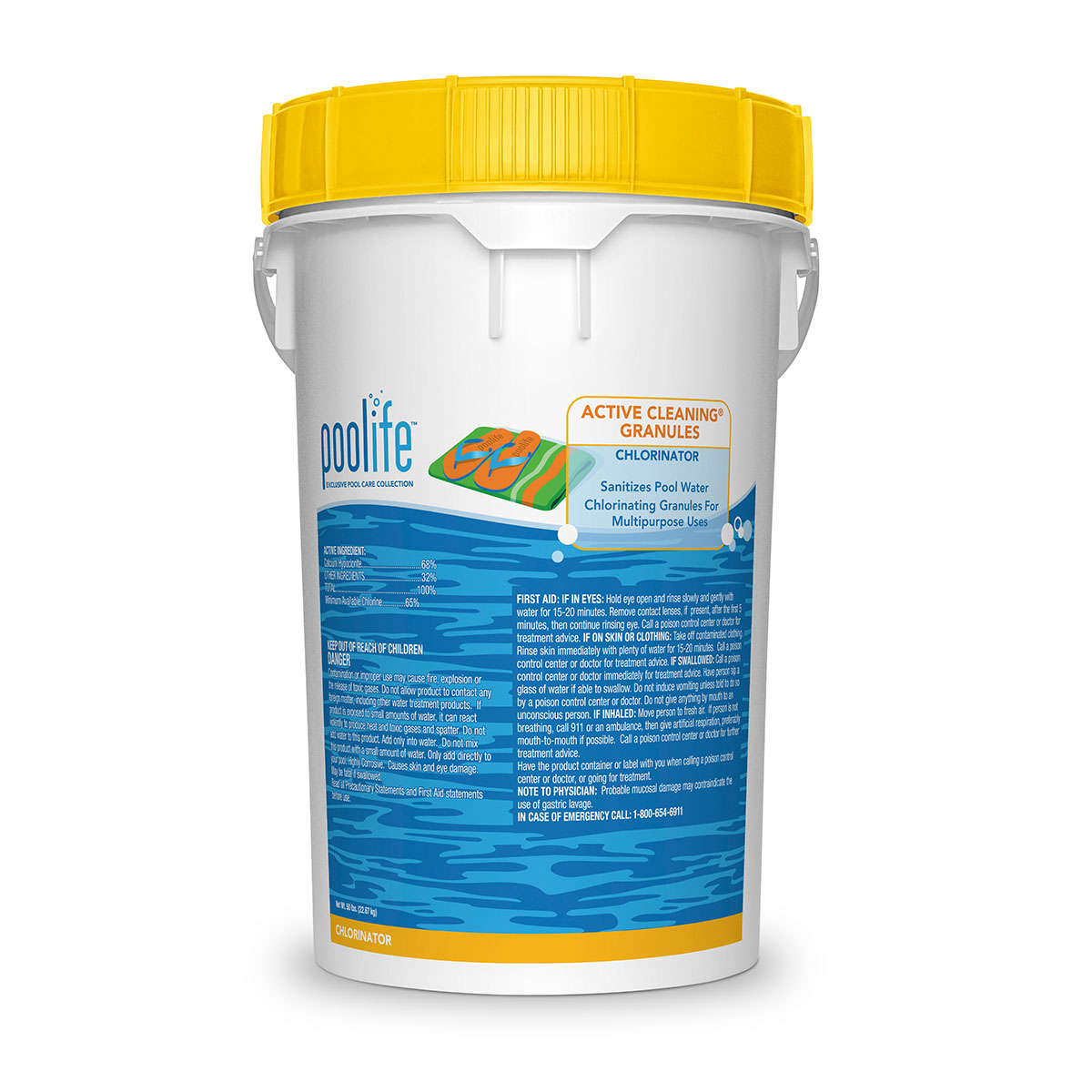poolife® Active Cleaning® Granules Chlorinator - Desert Hot Tubs