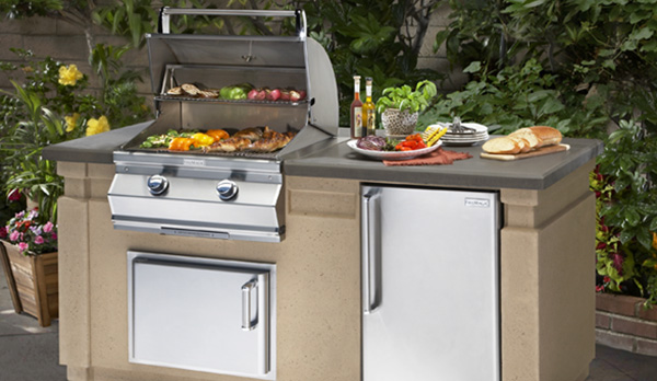 Choice Grills Family Image