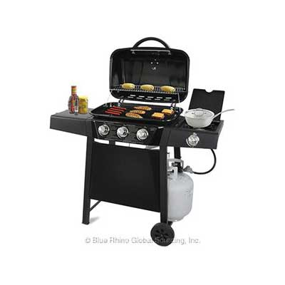Outdoor Electric Barbecue Grills Family Image