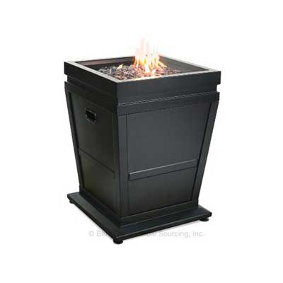 Outdoor LP Gas Fireplaces Family Image