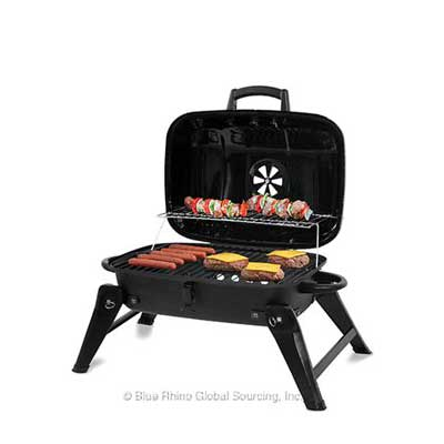 Outdoor Charcoal Grills Family Image