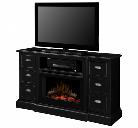 Media Console Family Image