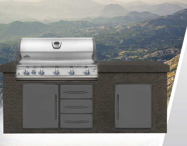 Built In Grill Heads Visual List Item Image