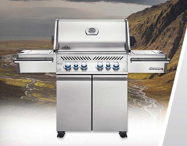 Prestige Pro Gas Grills Visual List Item Image