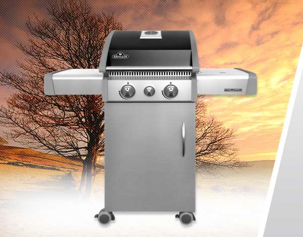 Triumph Gas Grills Family Image