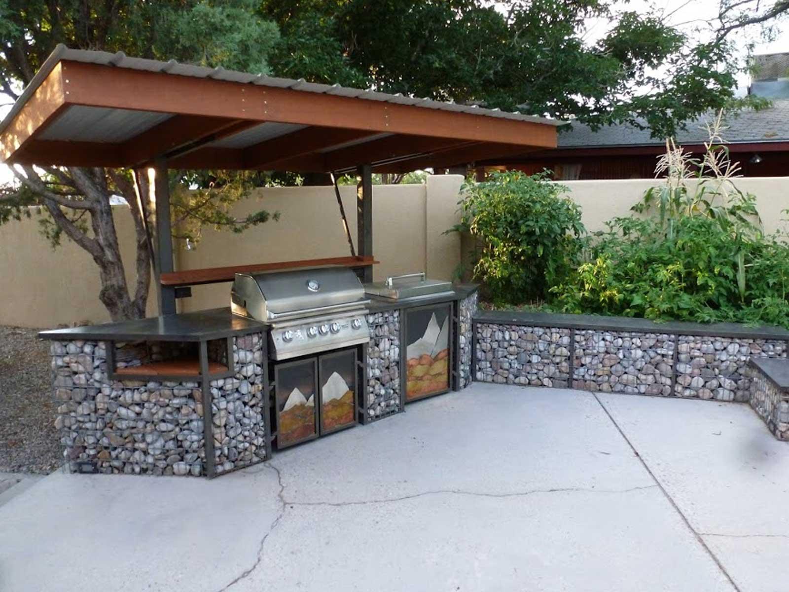 Lion Grills BBQ Gallery - Desert Hot Tubs