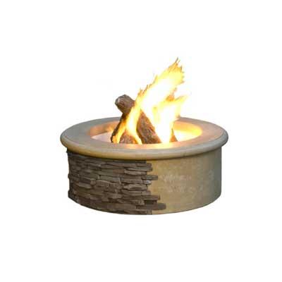 Firepits Visual List Item Image
