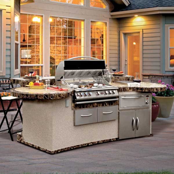 Convection BBQ Grills Family Image