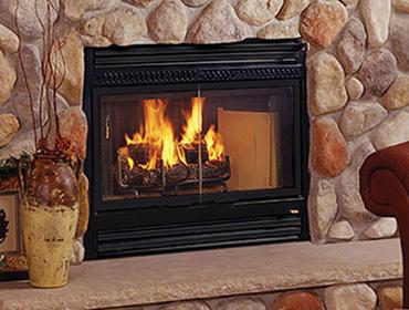 Wood Fireplaces Family Image