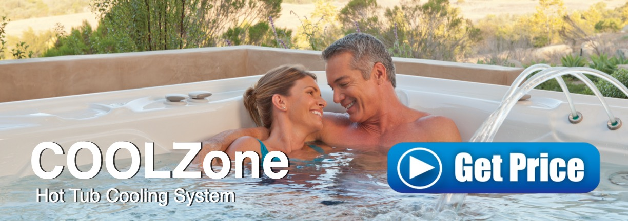 Cool Zone Hot Tub Cooler Desert Hot Tubs