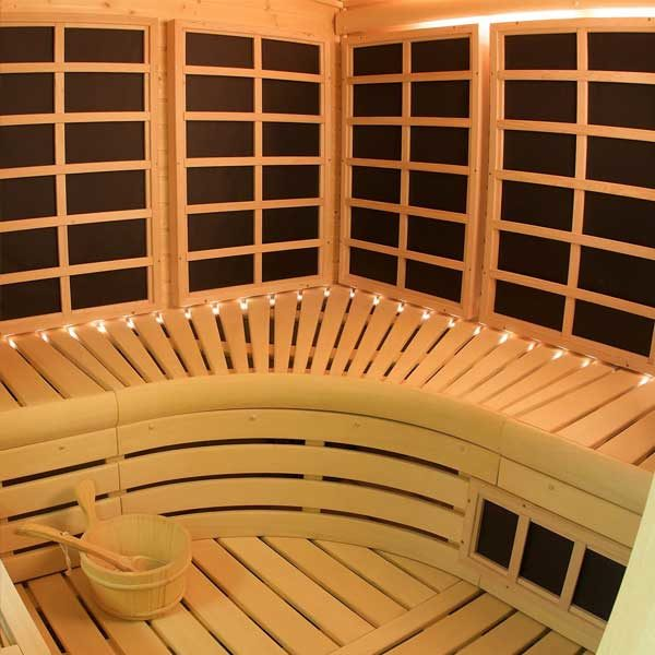Finnleo Custom Cut Infrared Sauna