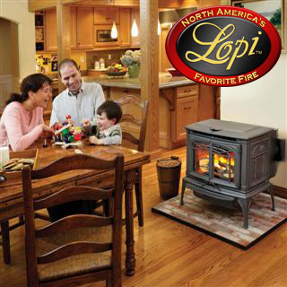 Pellet Stoves & Inserts Visual List Item Image