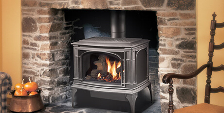 Fireplaces & Stoves Family Image