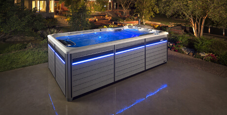 Swim Spas Family Image