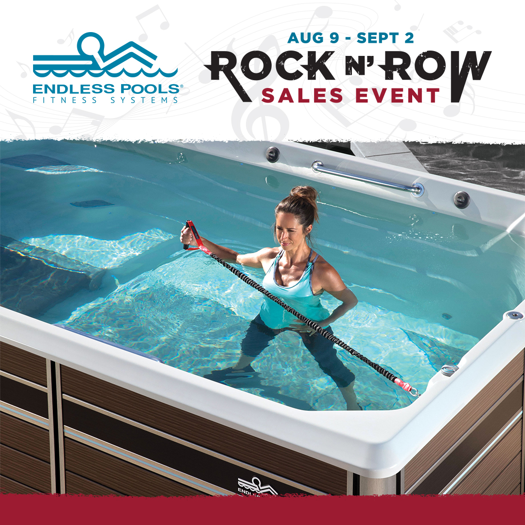 Rock N' Row Sales Event