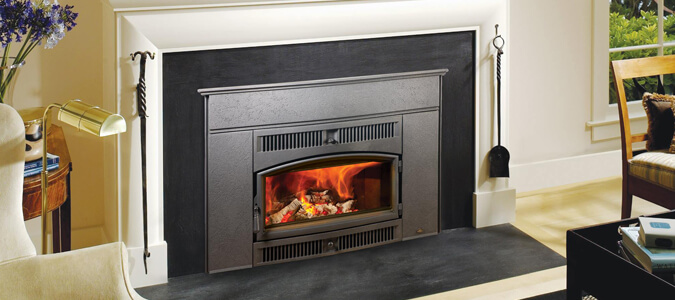 Wood Fireplaces Inserts Family Image