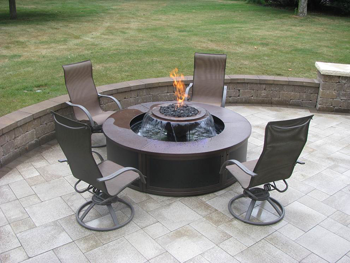 Outdoor Patio Furniture & Fire Tables Visual List Item Image