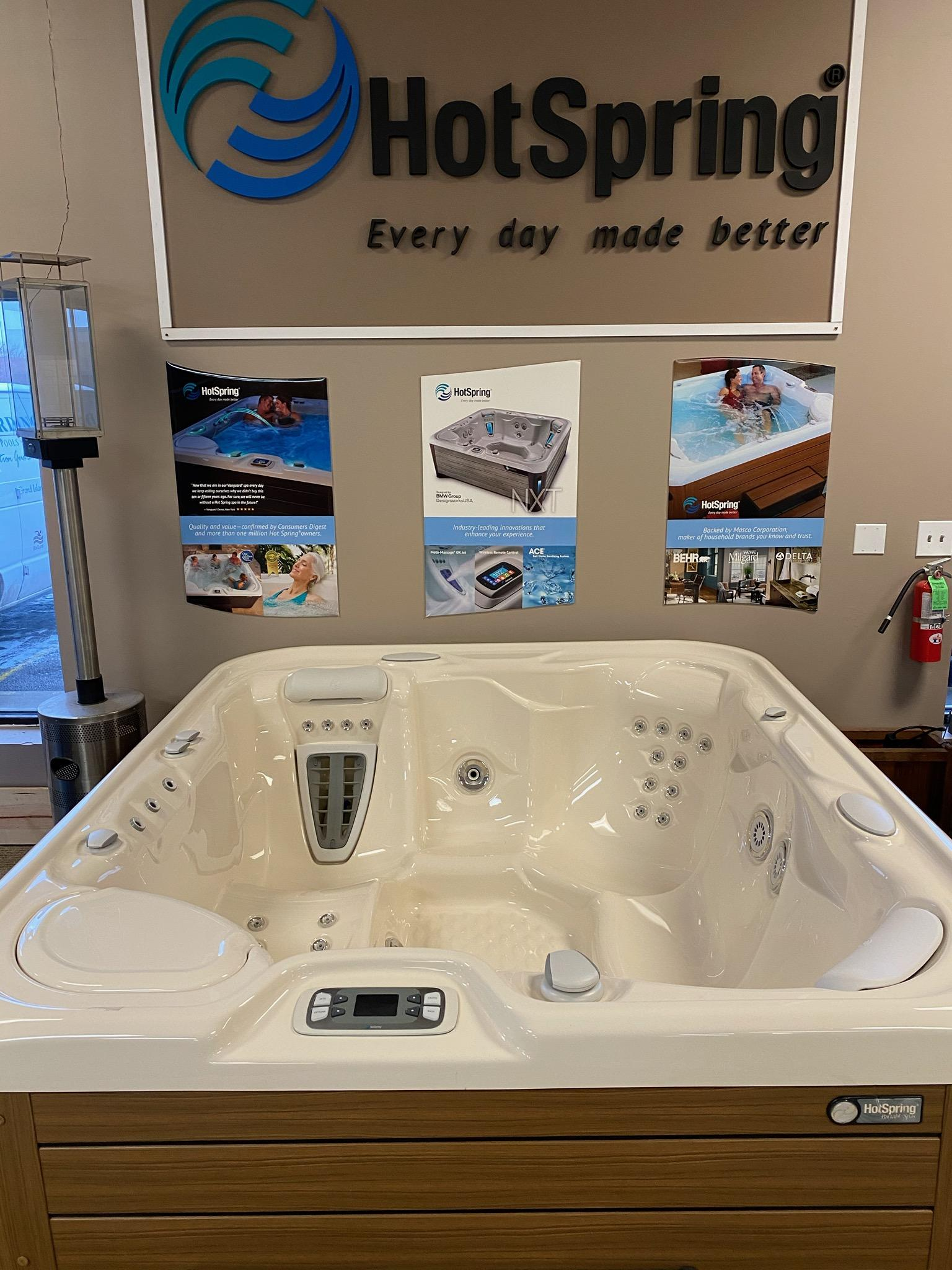 Hot Tub of the Month – February