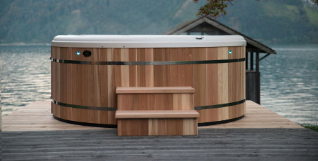 Nordic Hot Tubs Family Image