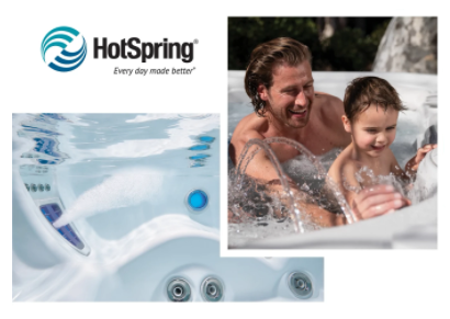 Hot Spring Highlife Hot Tubs In Stock!