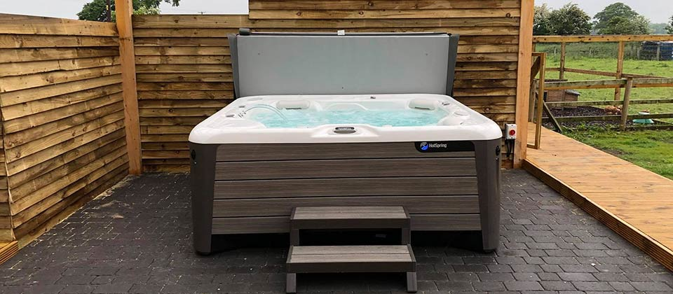 Hot Tub Privacy:  6 Ways to Make Your Hot Tub Private