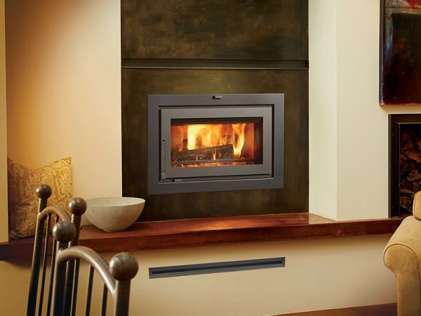 42 Apex Clean Face Wood Fireplace