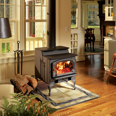 Endeavor Wood Stove Product Image