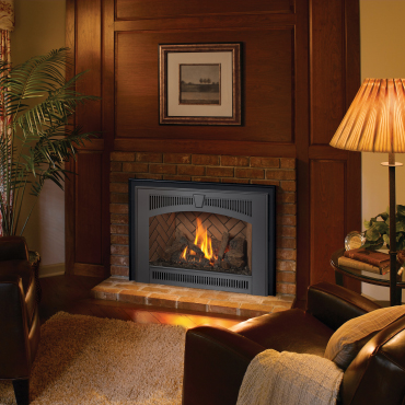 34 DVL Gas Fireplace Insert