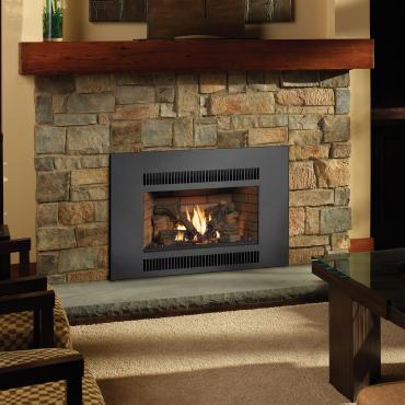 Radiant Plus Large™ Gas Fireplace Insert