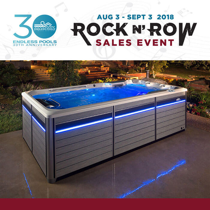 Rock N' Row Sales Event