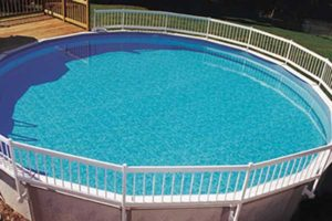 Protect-A-Pool Above Ground Saftey Fence