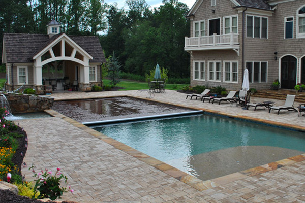 Pool Opening & Winterizing Family Image