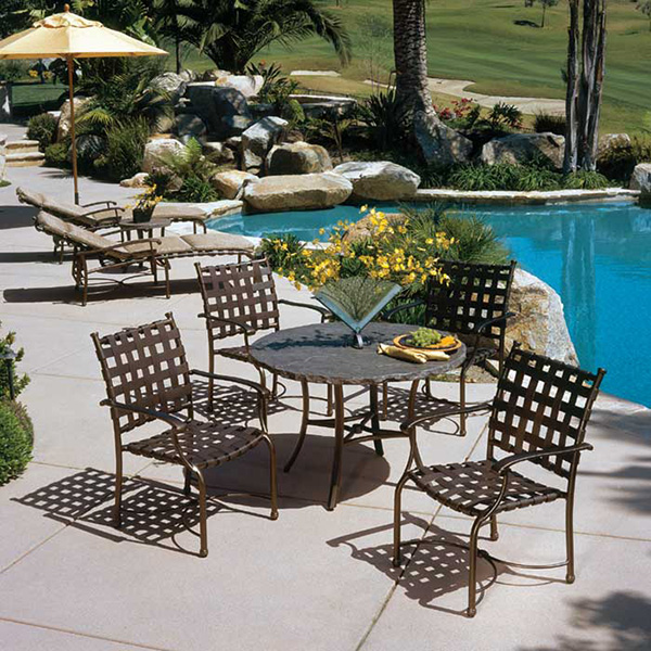 600600 tropitone patio chairs - Tropitone Patio Furniture