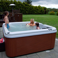 Nordic Hot Tubs at Hotwater Productions