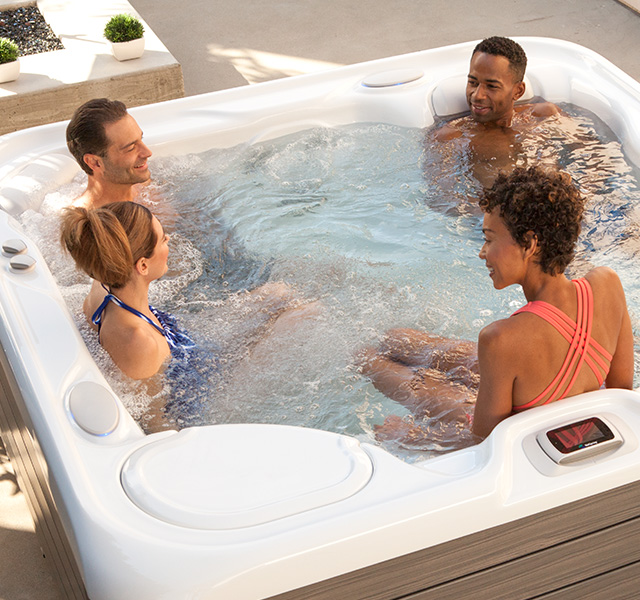 How Long Should You Stay in a Hot Tub