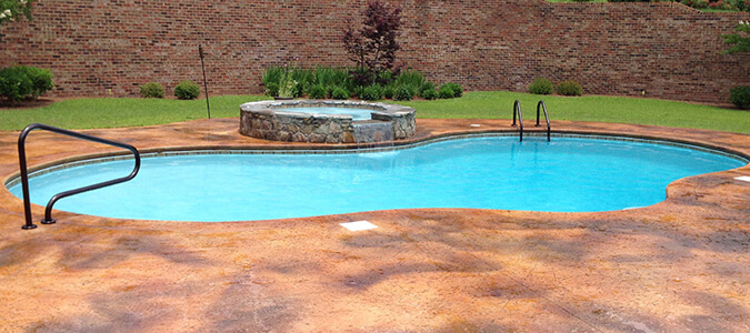 Gunite Pools Family Image