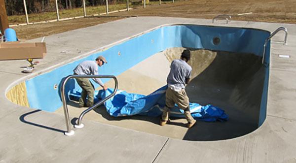 Hot Tub Service Requests - Hughes Pools & Spas