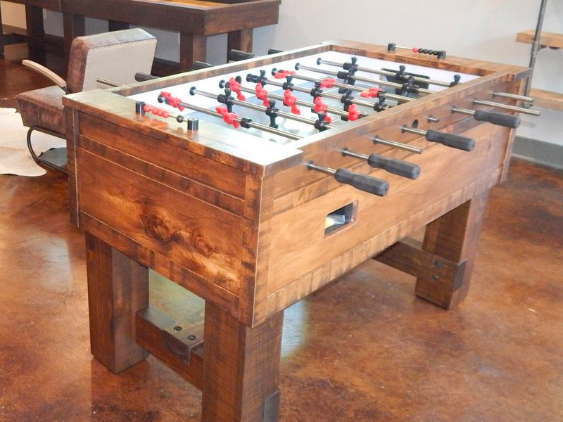 Olhausen Foosball Family Image