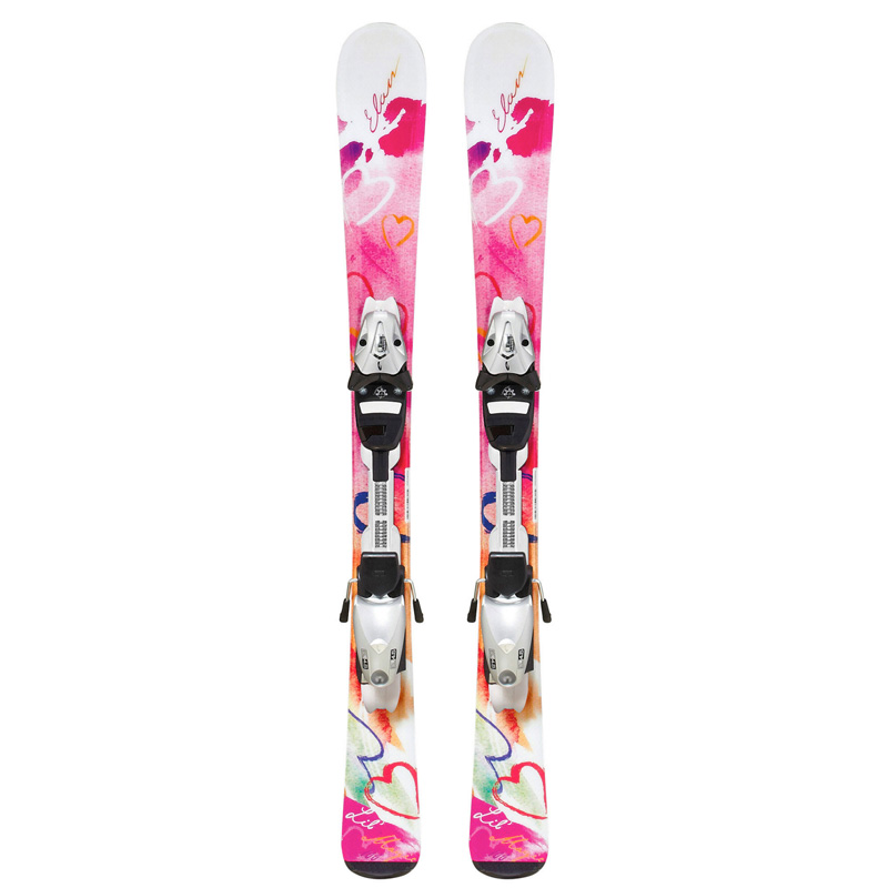 Skis For Kids Family Image