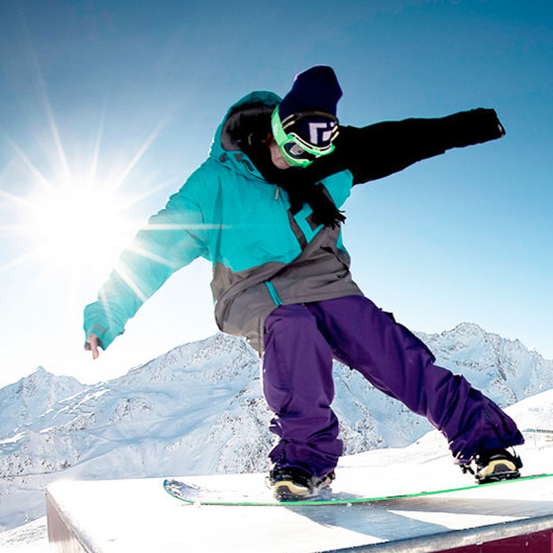 Snowboards Family Image