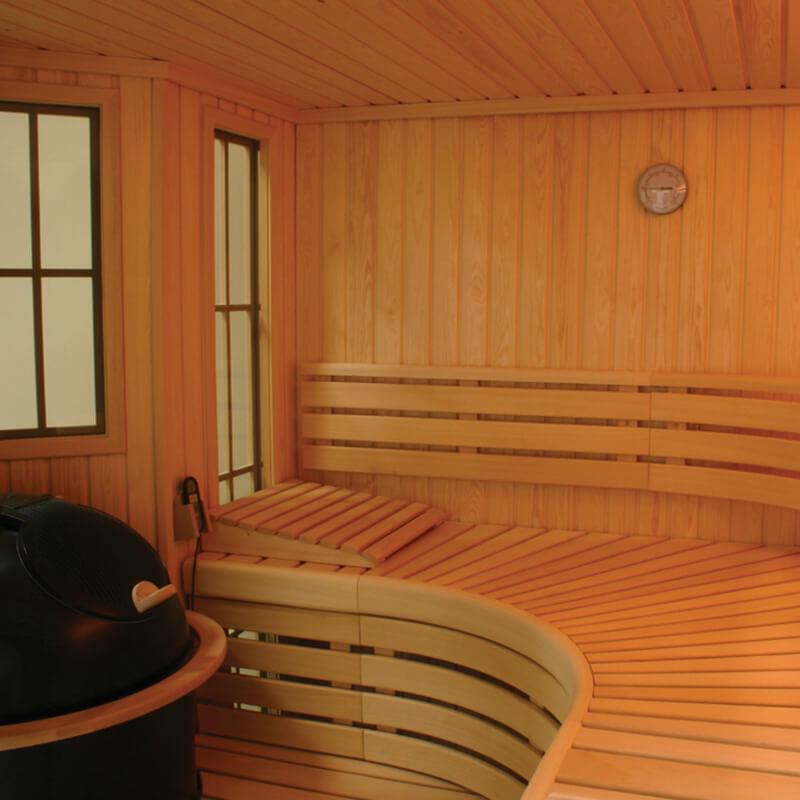 Traditional Saunas Family Image