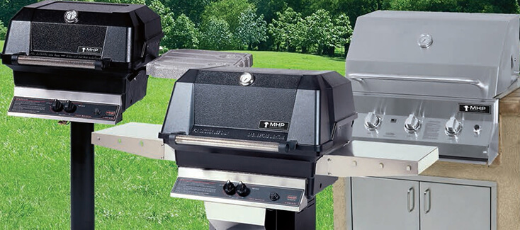 MHP Grills Family Image