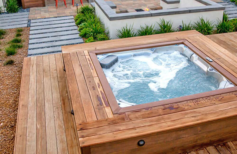 Jacuzzi Spas at Phillips Home and Hearth