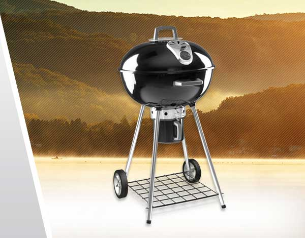 Charcoal and Smoker Grills Visual List Item Image