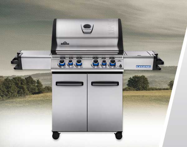 Legend Series Gas Grills Visual List Item Image