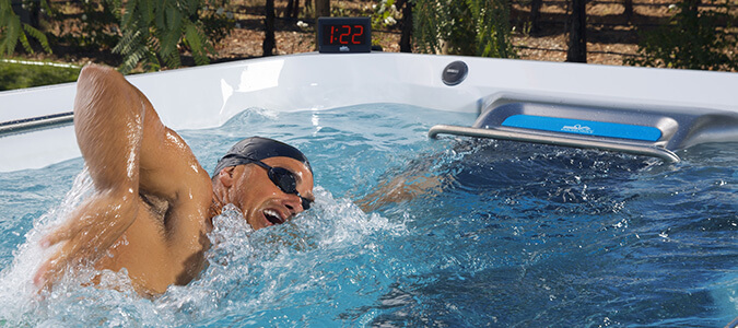 Endless Pools® Fitness Systems Family Image